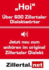 Zillertaler Dialekt
