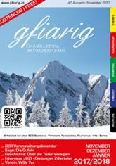gfiarig - Das Zillertal